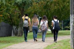 Alunos da Universidade de São Paulo