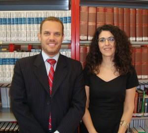 Foto Ana Carretero UCLM e Camilo