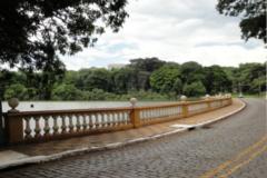 Lago do campus de Ribeirão Preto