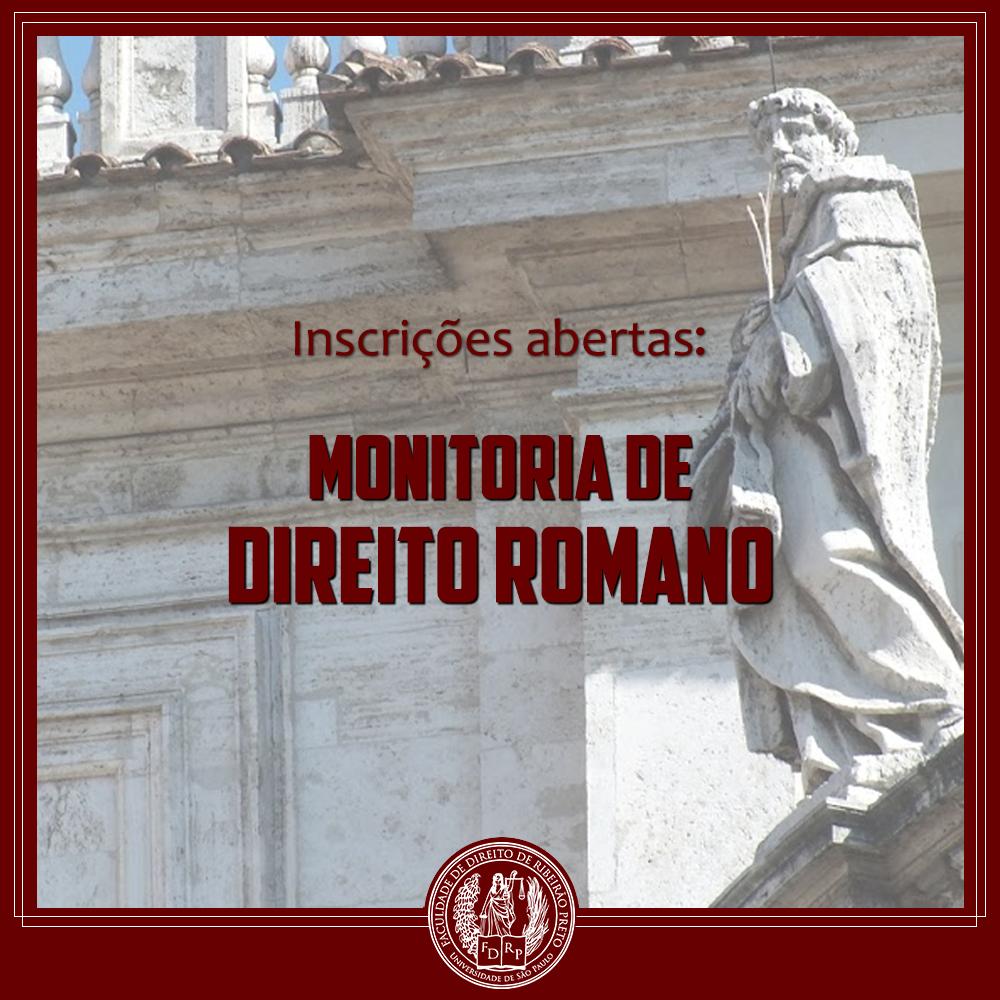 monitoria-direito-romana